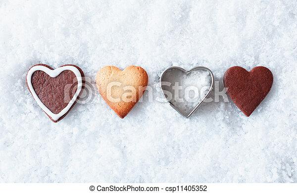 stock bilder von romantische weihnachten herz pl. Black Bedroom Furniture Sets. Home Design Ideas
