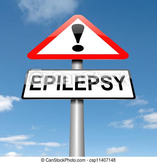 Epilepsy awareness. - csp11407148