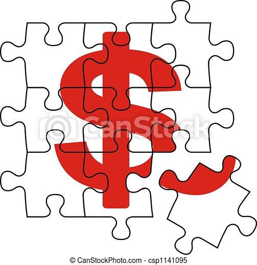 cash puzzle - csp1141095