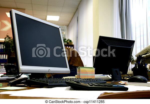工作, 地方, 辦公室 - csp11411285