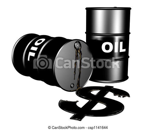 The Oil Market - csp1141644