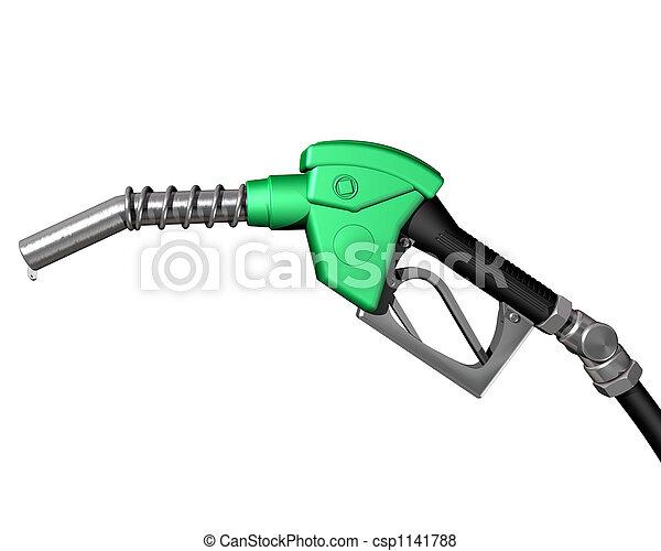 Gas pump nozzle - csp1141788