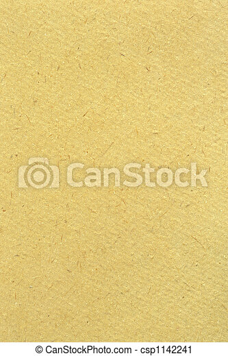 Background image of old textured handmade paper.