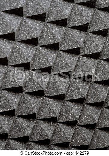 Studio acoustic foam - csp1142279
