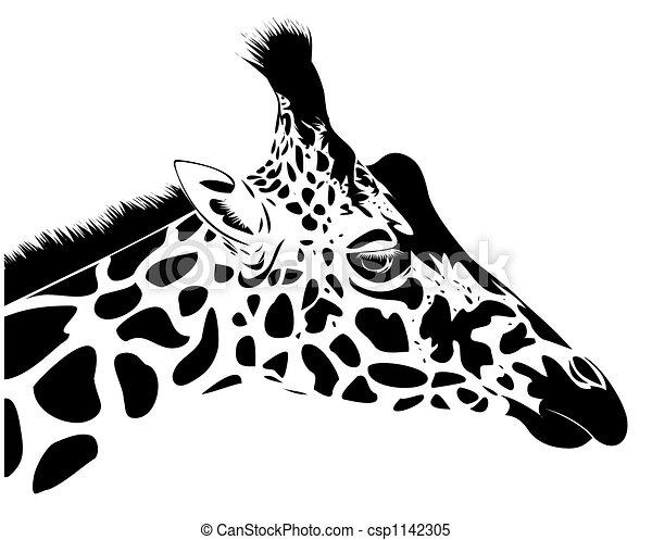 giraffe tattoo stand tall