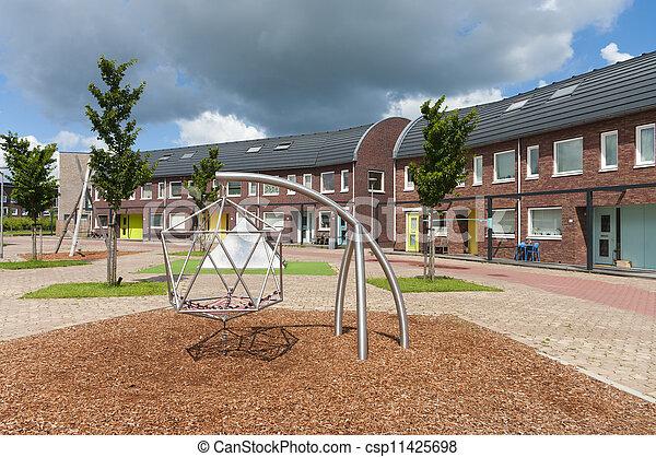 residential area - csp11425698