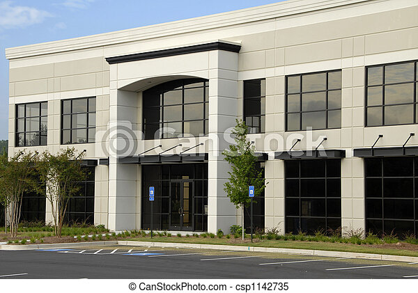 Commercial Office Building - csp1142735
