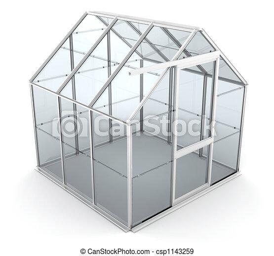 Greenhouse - csp1143259