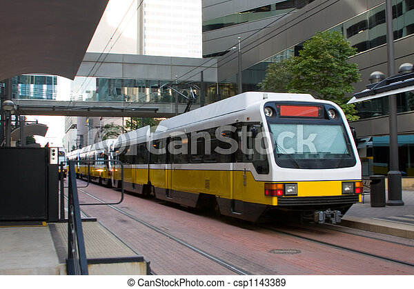 Mass Transit (1 Train) - csp1143389