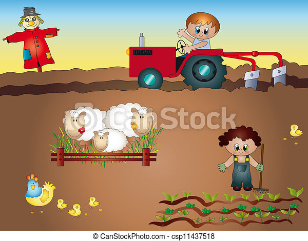 Agriculture - csp11437518