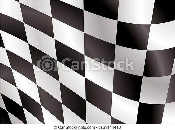 checkered flag flap - csp1144410
