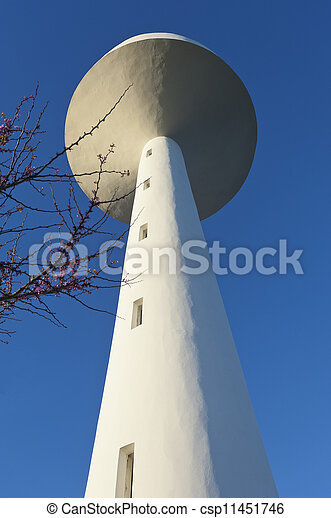 Water tower - csp11451746