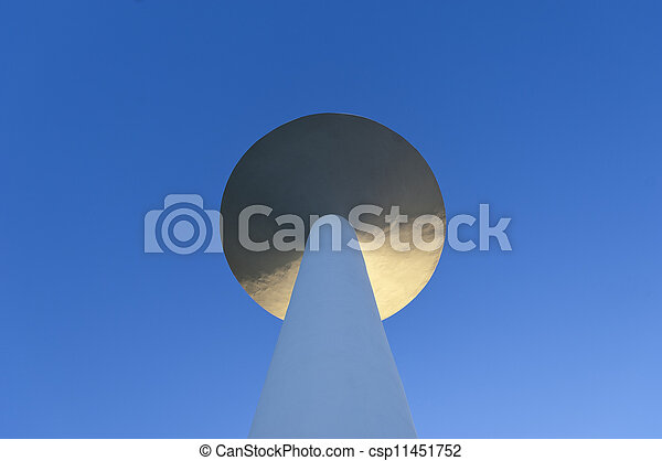 Water tower - csp11451752