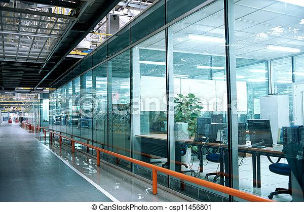Automobile assembly shop - csp11456801