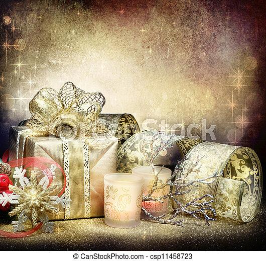 クリスマス - csp11458723