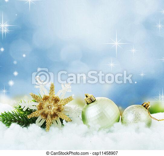 クリスマス - csp11458907