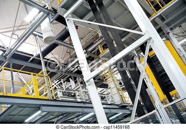 Automobile assembly shop - csp11459168