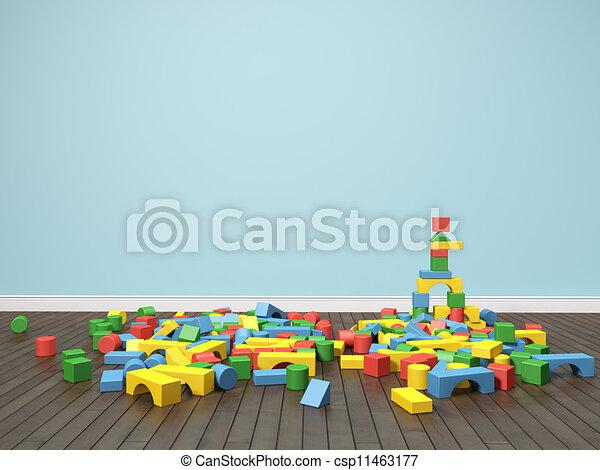 Building blocks - csp11463177