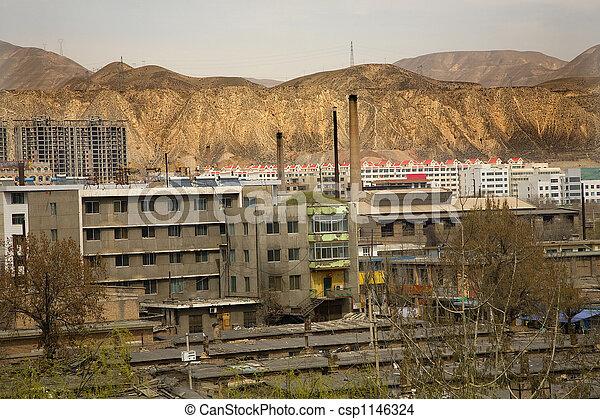 Stock de fotos de chino apartamentos qinghai f brica for Fabrica de chimeneas
