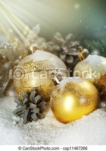クリスマス - csp11467266