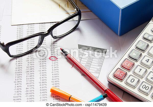 Accounting - csp11479439