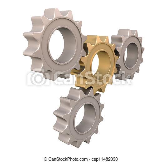 Pinion gear - csp11482030