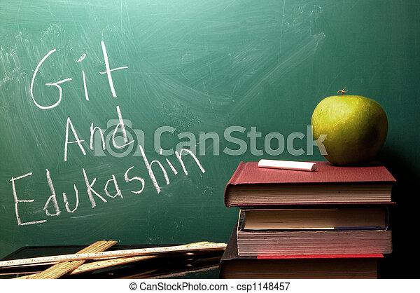 Get an Education - csp1148457