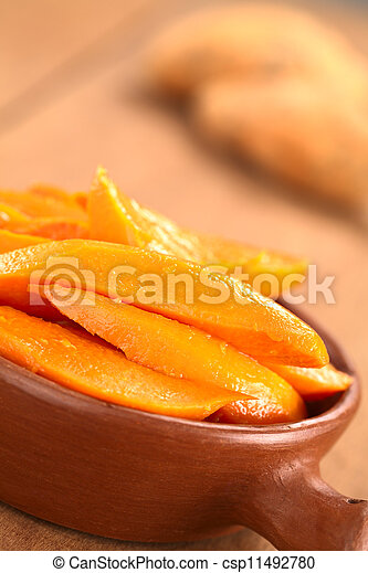 Pictures of Caramelized Sweet Potato Wedges - Sweet potato wedges ...