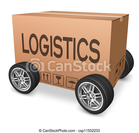 logistics freight transportation - csp11502233
