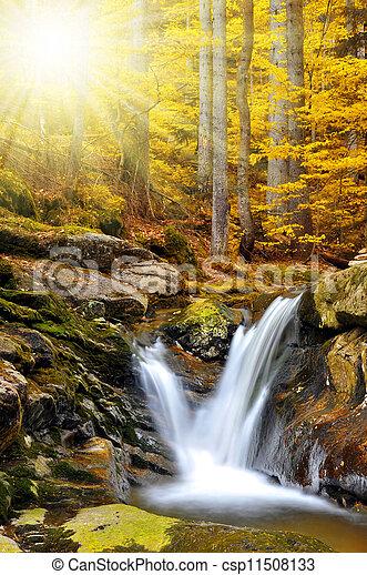 waterfalls - csp11508133