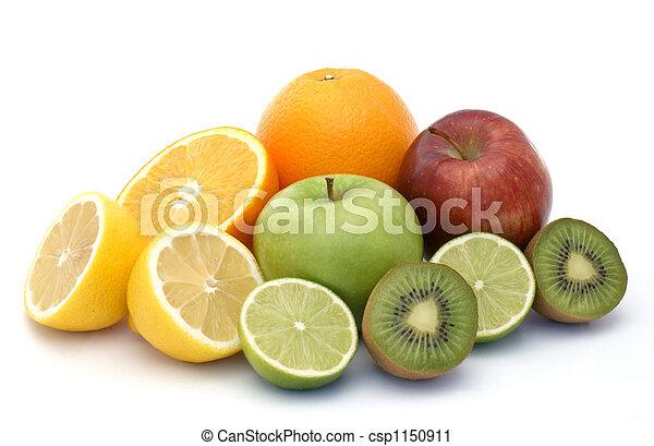 新鮮な果物 - csp1150911