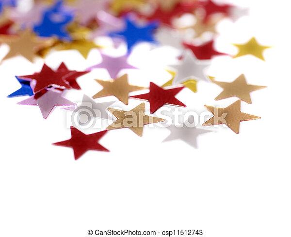 Group star shape corner.