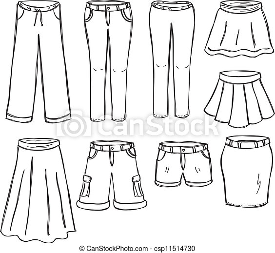 Learn How To Sketch Mens Fashion