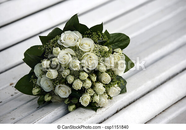 Wedding bouquet - csp1151840