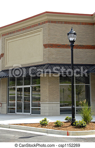 New Commercial Office-Retail Space - csp1152269
