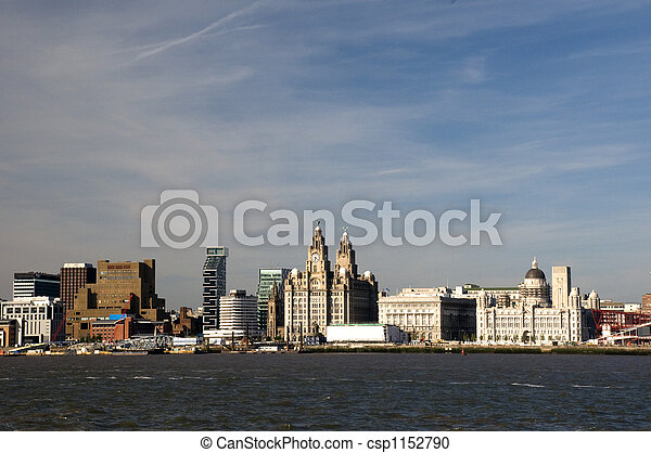 Liverpool Waterfront - csp1152790