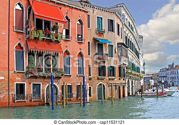 Venice detail - csp11531121