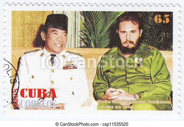 President Sukarno And Sukarno 1st President