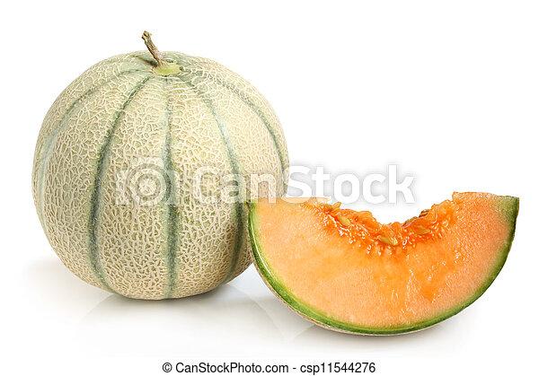 Cantaloupe melon - csp11544276