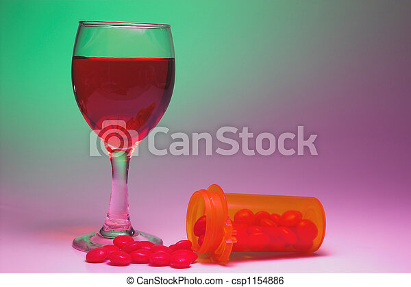 Drugs and Alcohol - csp1154886