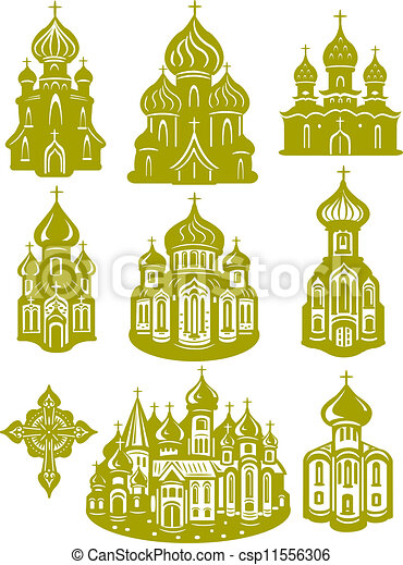 church orthodox - csp11556306