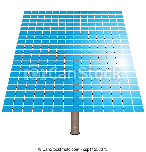 Clean Energy - csp11558873