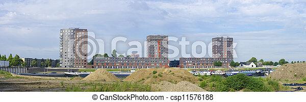 residential apartments - csp11576188