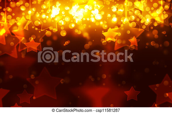 star beautiful holiday background universal - csp11581287