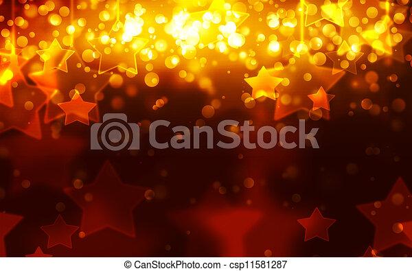 star beautiful holiday background universal - csp11581287