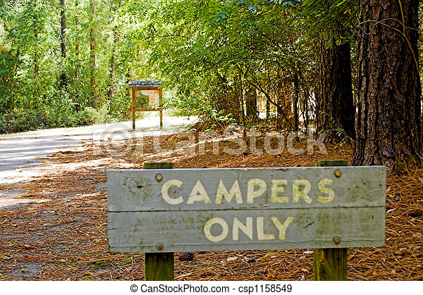 Campers Only - csp1158549