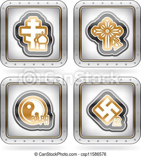 Religion - csp11586576