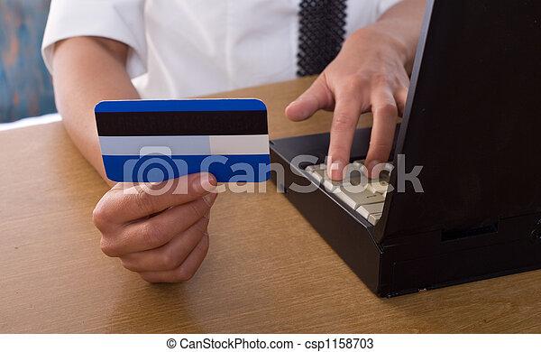 Electronic banking       - csp1158703