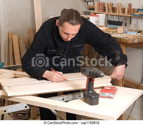 Carpenter - csp1159816