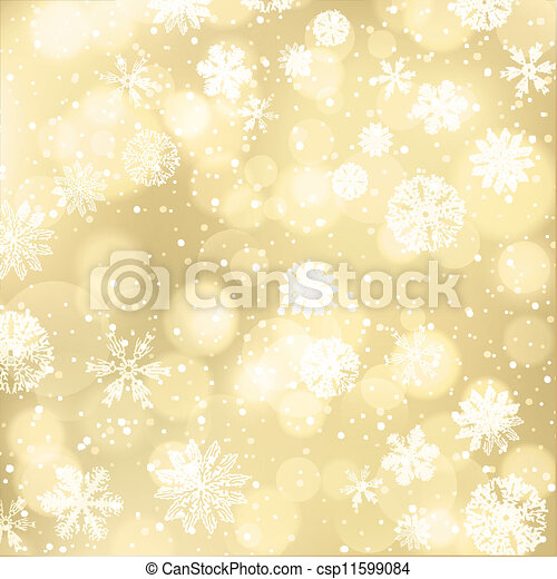 Winter Holiday Background - csp11599084